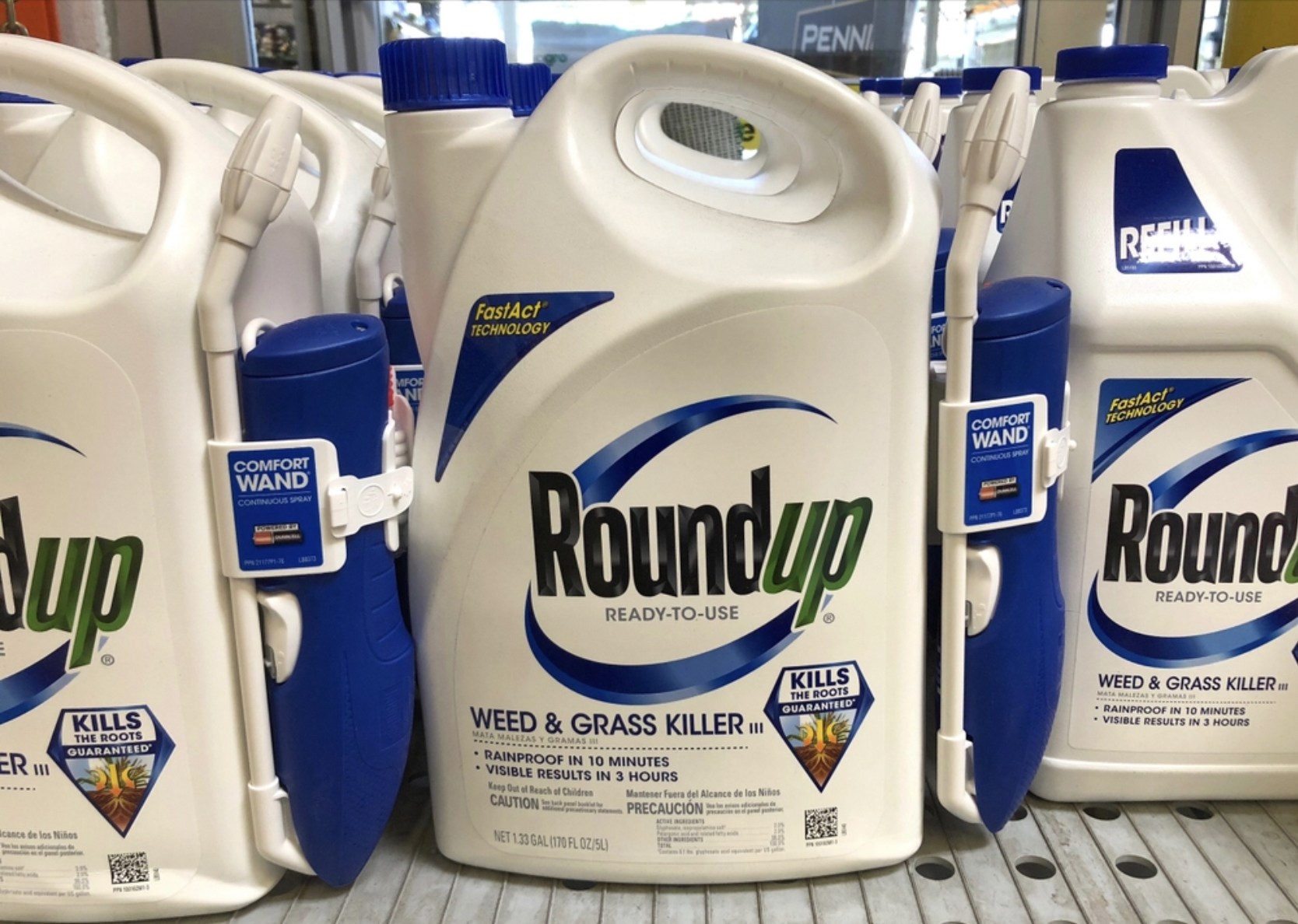 Roundup deaths